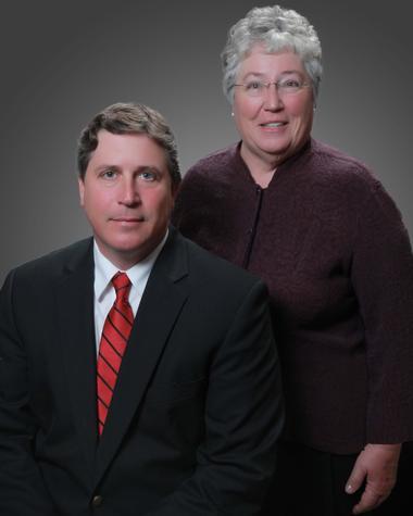 Doug and Linda Jacobs