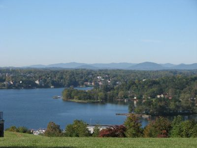 View of Hickory