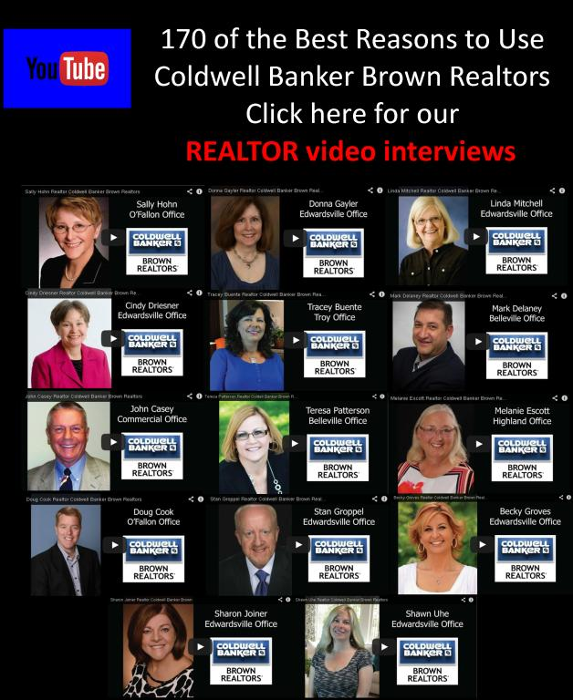 You Tube Realtor Interviews