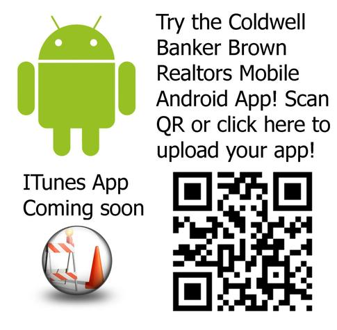 Mobile App Coldwell Banker Brown Realtors