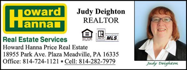 Judy Deighton Business card image